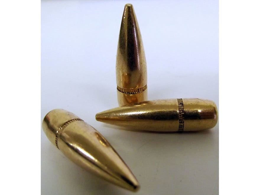 Top Brass Pull Down Bullets 30 Caliber (308 Diameter) 147 Grain Full Metal Jacket Boat ...