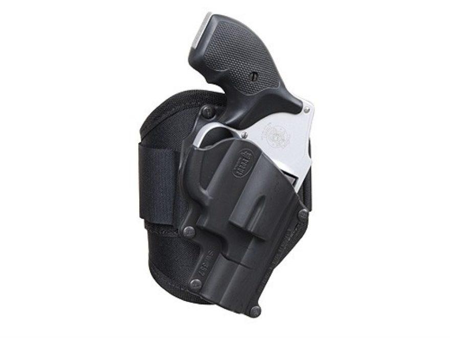 Fobus Ankle Holster Right Hand S&W J-Frame 357 Mag 38 - MPN: J357ADisc