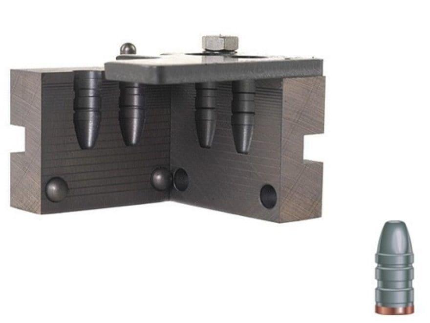 RCBS 2-Cavity Bullet Mold 357-180-SIL 38 Special, 357 Magnum (358 Diameter) 180 Grain S...