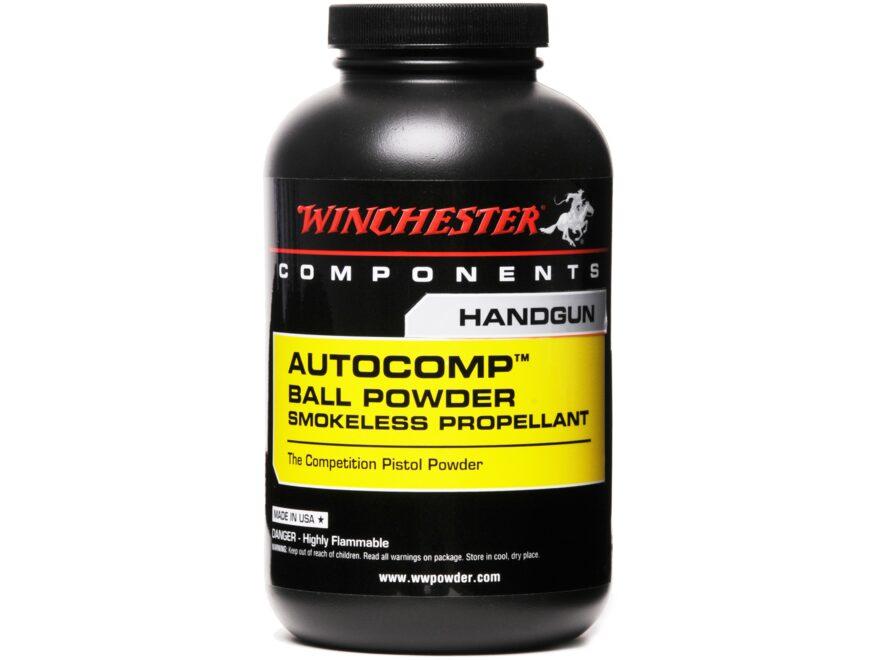 Winchester AutoComp Smokeless Gun Powder