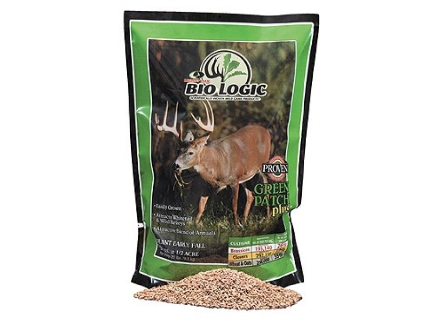 BioLogic Green Patch Annual Food Plot Seed
