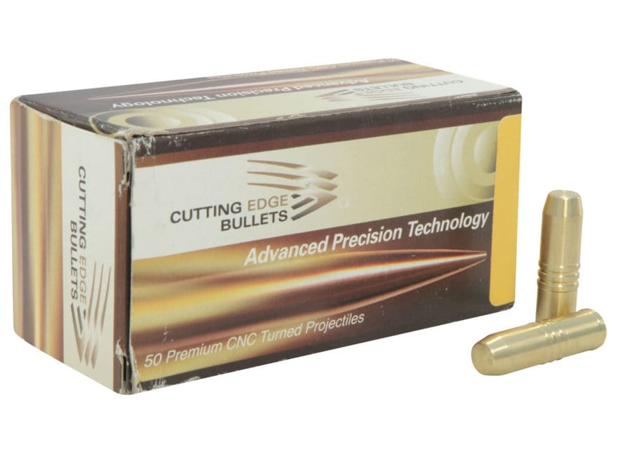 Cutting Edge Bullets Safari Solid Bullets 416 Caliber (416 Diameter) 400 Grain Solid Br...