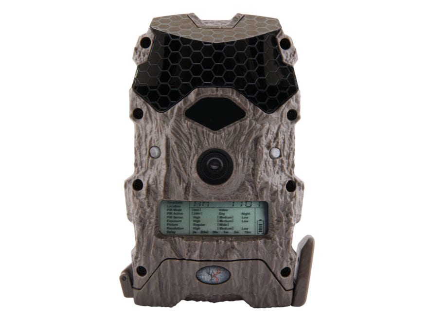 Wildgame Innovations Mirage 16 Lights Out Infrared Game Camera 16 Megapixel TruBark HD ...