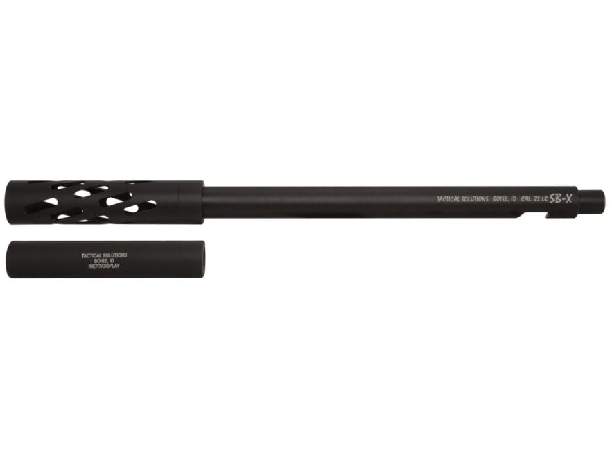 "Tactical Solutions SB-X Barrel Ruger 10/22 22 Long Rifle .920"" Diameter 1 in 16"" Twist ..."