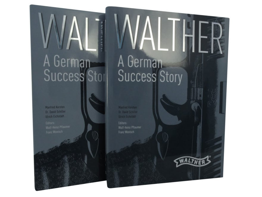 """""""Walther: A German Success Story"""" Two Volume Set Book by Manfred Kersten, Dr. David Sch..."""
