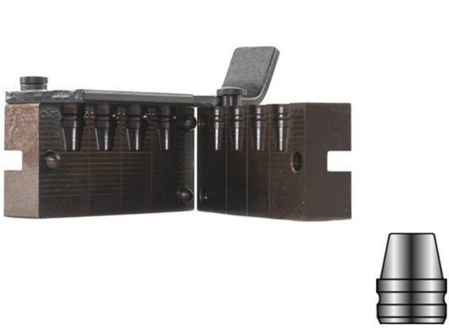 Lyman Bullet Mold #452630 45 Caliber (452 Diameter) 200 Grain Flat Nose Bevel Base
