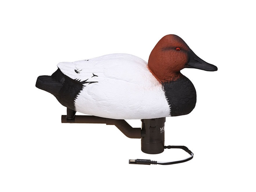Higdon XS Battleship Swimmer 12 Volt Motion Canvasback Duck Decoy
