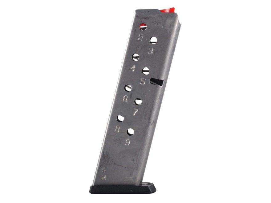 Smith & Wesson Magazine S&W 39, 439, 539, 639, 909, 952, 3904, 3906, 3944, 3946 9mm Lug...