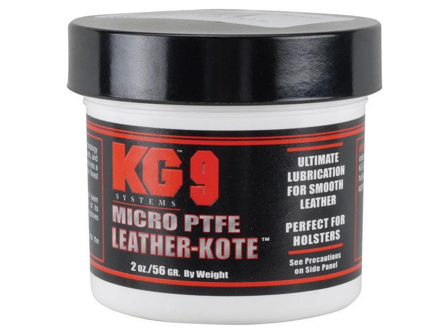 KG KG-9 PTFE Micro Leather Kote 2 oz