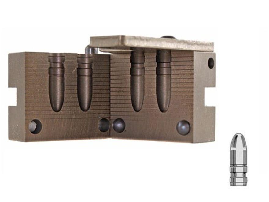 Saeco Bullet Mold #081 323 Caliber, 8mm (323-324 Diameter) 190 Grain Round Nose Gas Check