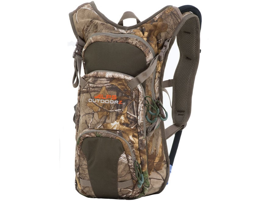 ALPS Outdoorz Willow Creek Hydration Backpack Realtree Xtra Camo