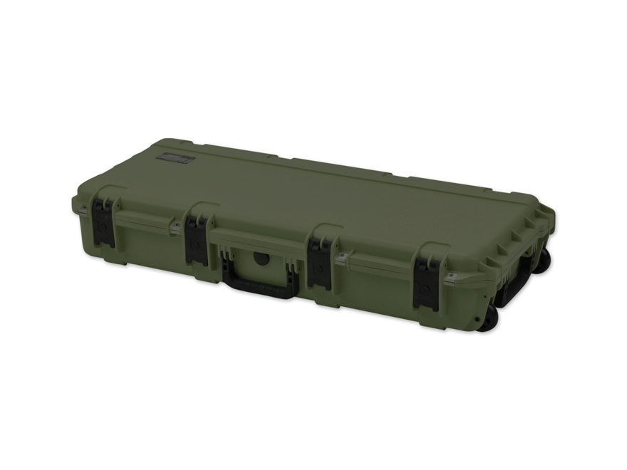 "SKB iSeries 3614 M4/Short Rifle Case 36-1/2"" Polymer"