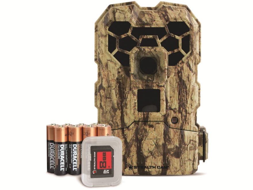 Stealth Cam QS24NG Infrared Game Camera 12 Megapixel Combo