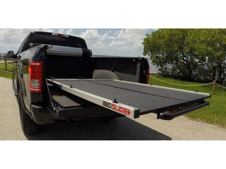 Bedslide S Vehicle Storage System