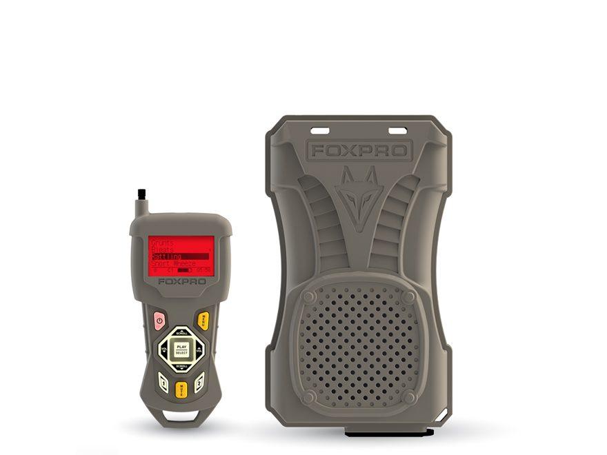FoxPro Buck Pro Electronic Game Call Tan