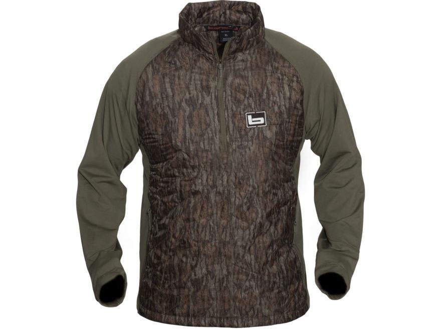 Banded Men's Hailstone 1/2 Zip Primaloft Insulated Jacket Polyester