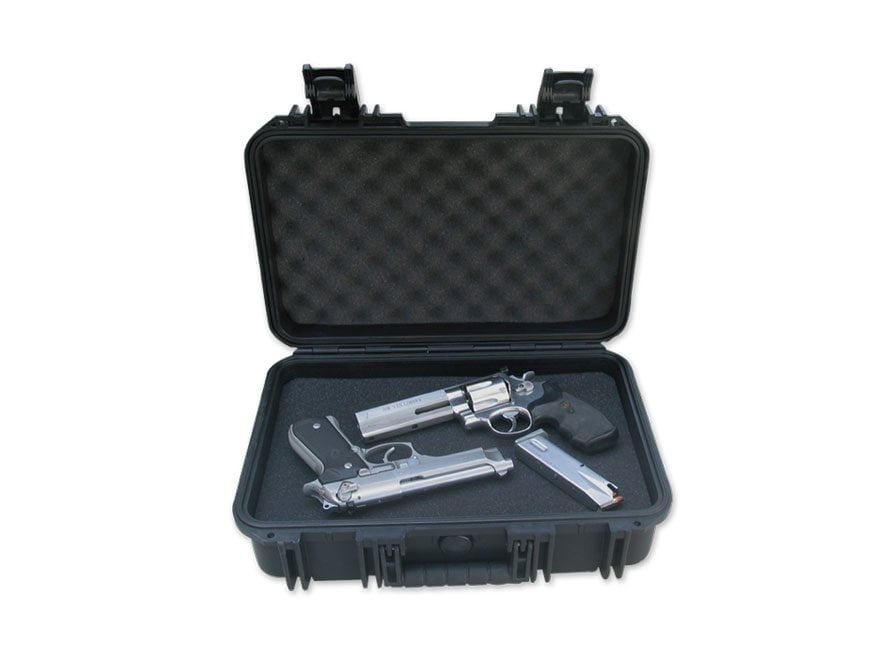 "SKB iSeries 1610 Medium Pistol Case 16"" Black"