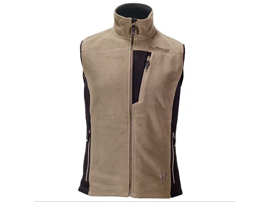 Badlands Men's Beartooth Polartec Vest Polyester