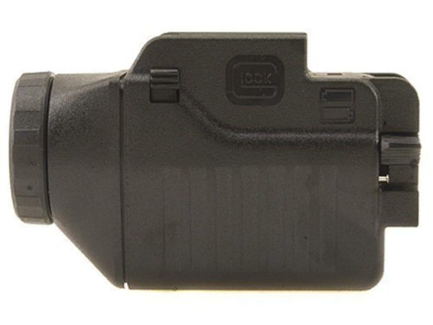 Glock Weapon Light Xenon Bulb Polymer Black