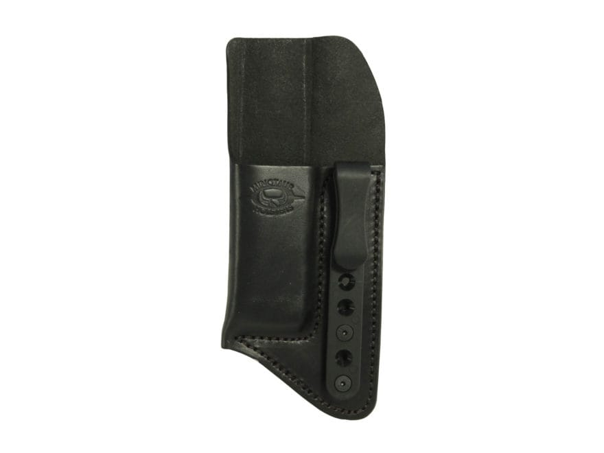 Comp-Tac Minotaur Concealment Magazine Pouch Inside the Waistband with Black Belt Clip ...
