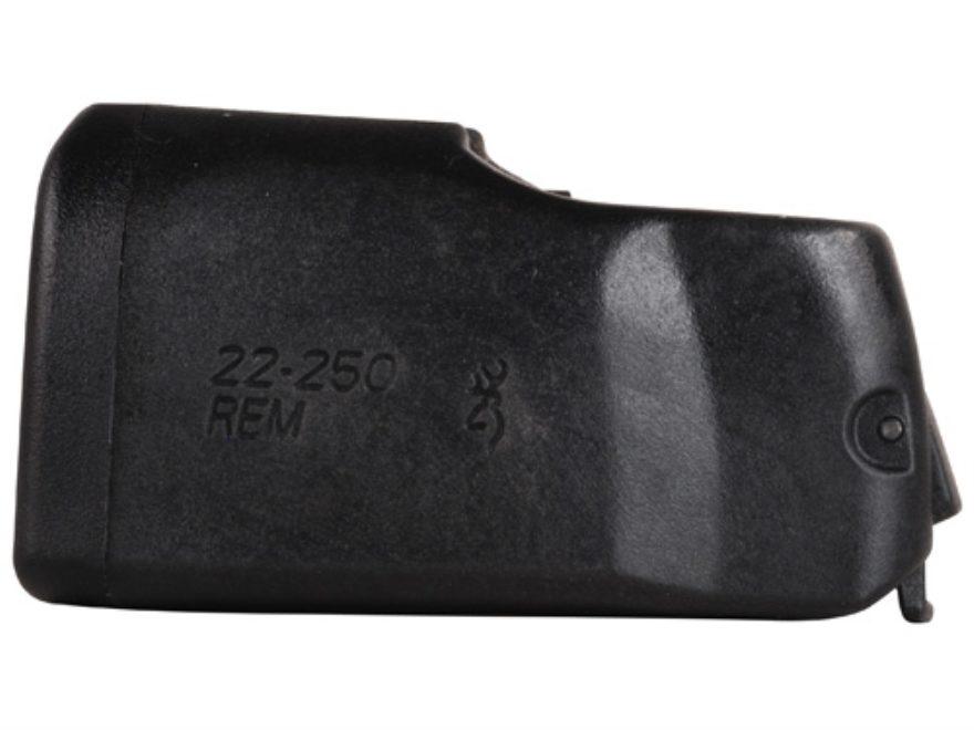 Browning Magazine Browning X-Bolt Super Short Action Standard (22-250 Rem) 4-Round Poly...