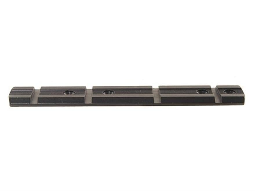 B-Square 1-Piece InterLock Weaver-Style Scope Base Remington 4, 6, 750, 7400, 7600 Matte