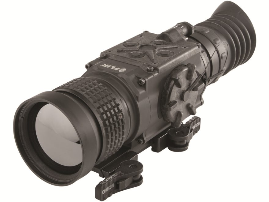 FLIR Thermosight Pro PTS536 4-16X 50mm Thermal Imaging Rifle Scope 60Hz 320x256 Quick-D...