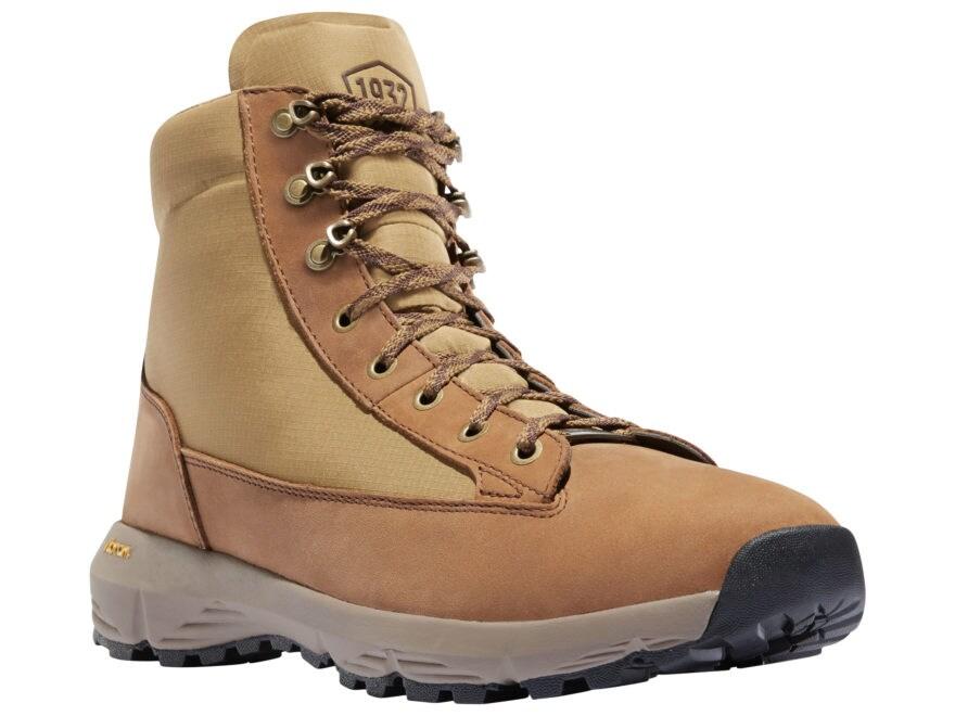 """Danner Explorer 650 6"""" Waterproof Hiking Boots Full Grain Leather/Nylon Men's"""