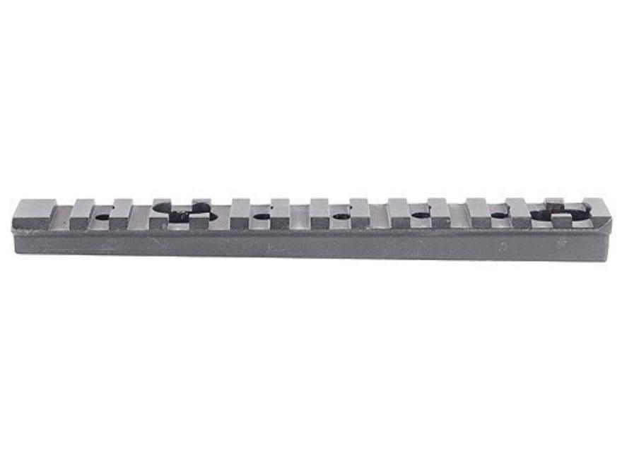 "Barska 1-Piece Weaver-Style Rail and Mounting Hardware AR-15 Handguard 5.9"" Aluminum Matte"