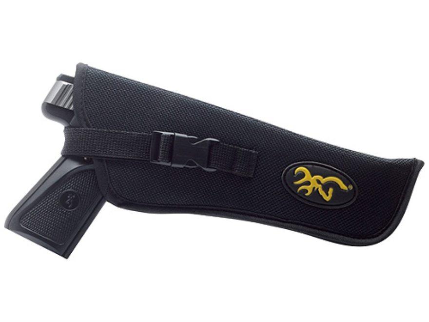 Browning Buck Mark Pistol Holster Right Hand Nylon Black