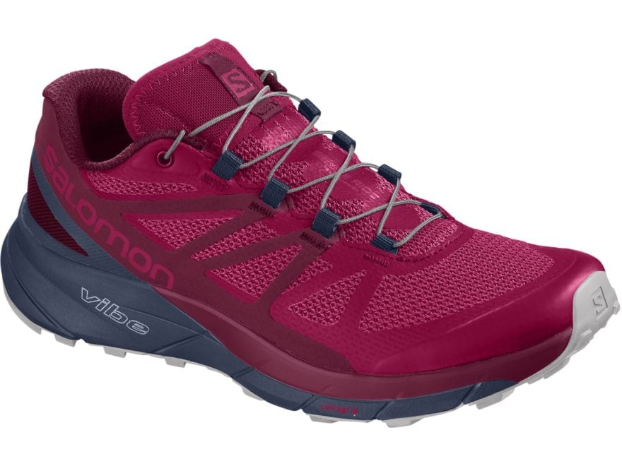 "Salomon Sense Ride 4"" Hiking Shoes Synthetic Women's"