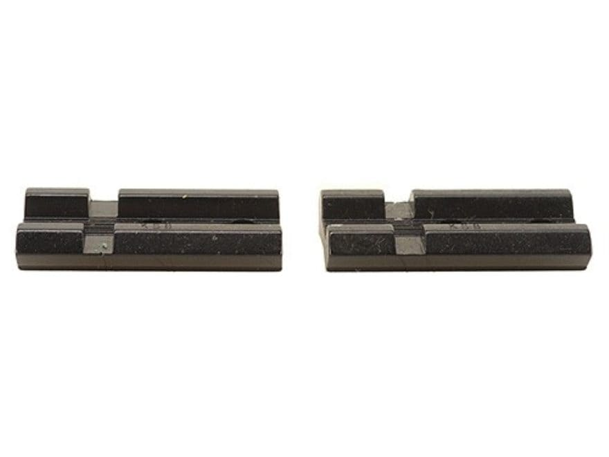 Ironsighter 2-Piece Weaver-Style Scope Base Browning BAR, BLR, BPR Gloss