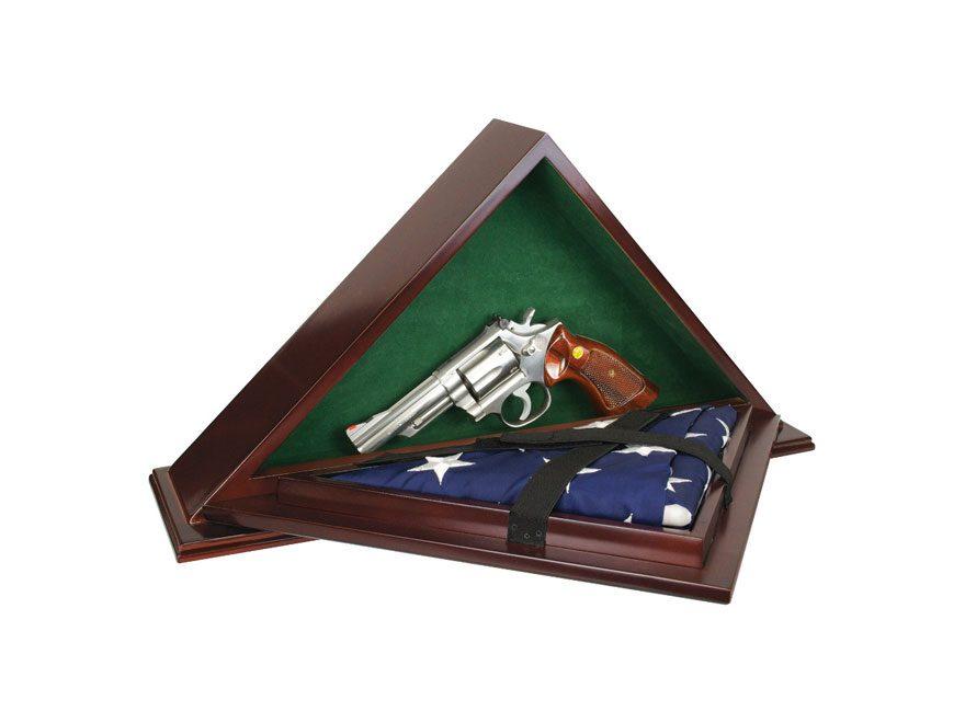 Peace Keeper Patriot Flag Gun Concealment Case