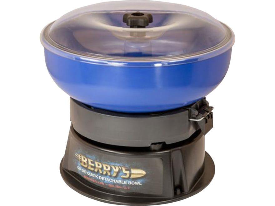 Berry's QD-500 Vibratory Tumbler 110V