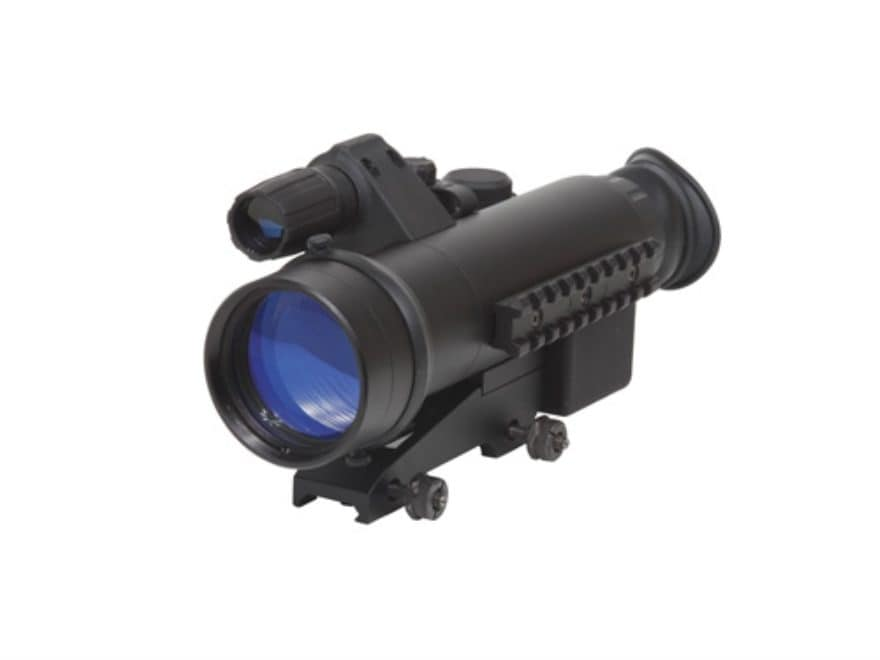 Sightmark Night Raider 1st Generation Night Vision Rifle Scope 2.5x 50mm Illuminated Re...