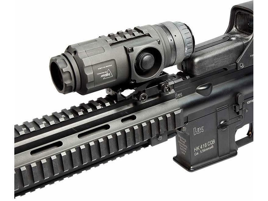 Trijicon IR Patrol M300W Thermal Monocular 1x 19mm 640x480 Tactical Kit with Wilcox Sho...
