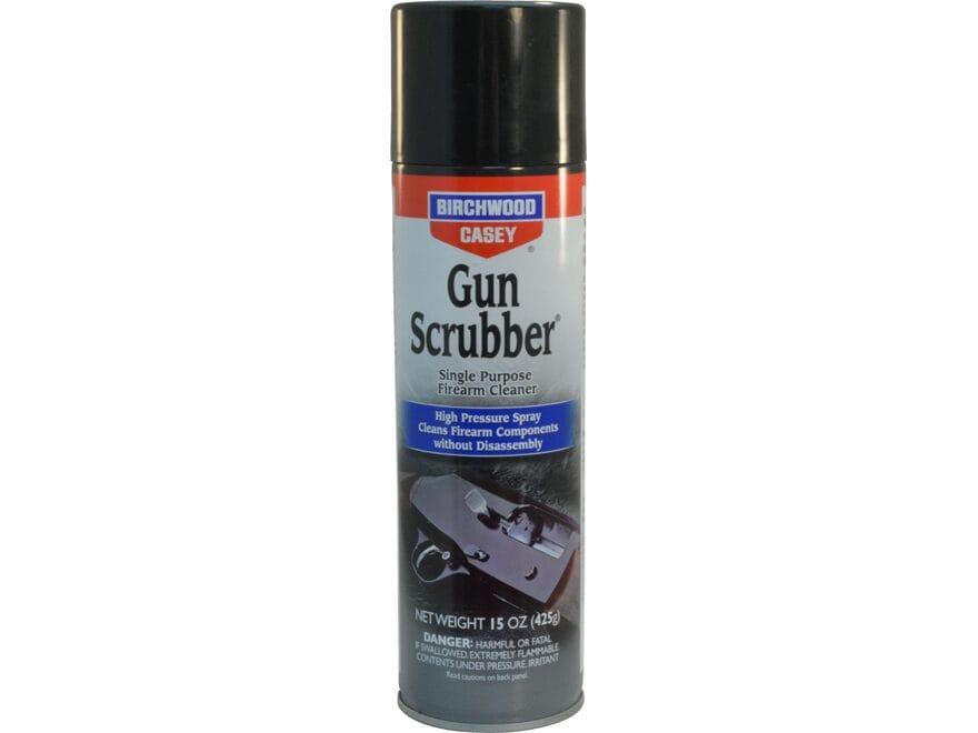 Birchwood Casey Gun Scrubber Synthetic Safe Cleaner Aerosol