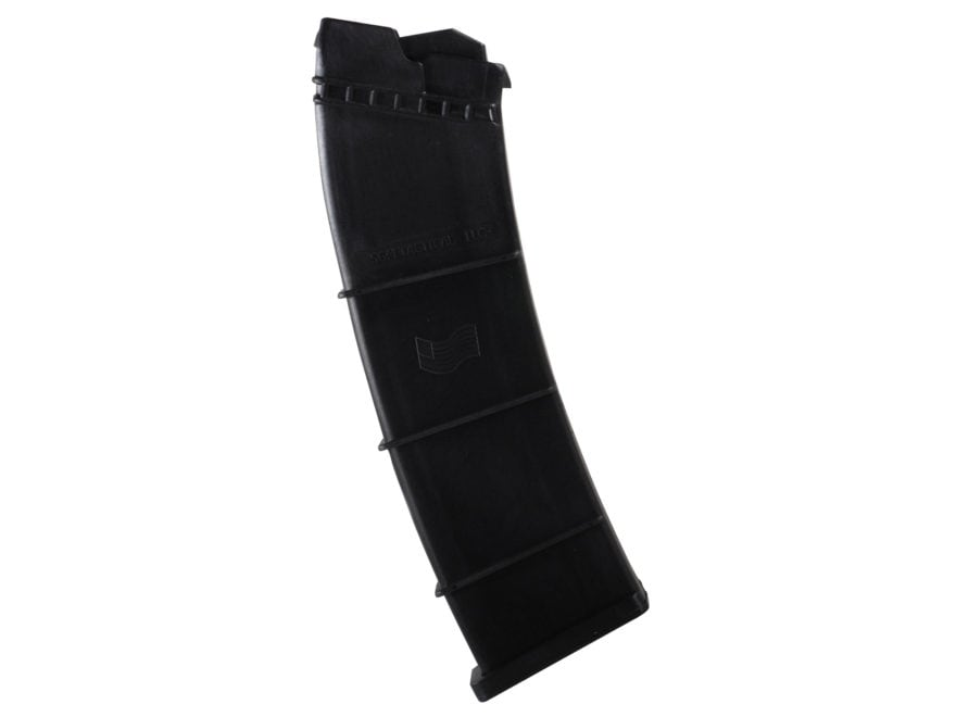 SGM Tactical Magazine Saiga 12 Gauge Polymer Black