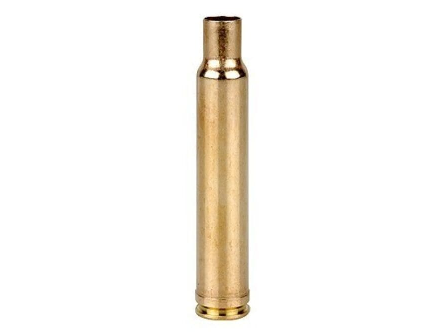 Norma USA Reloading Brass 340 Weatherby Magnum Box of 25 (Bulk Packaged)