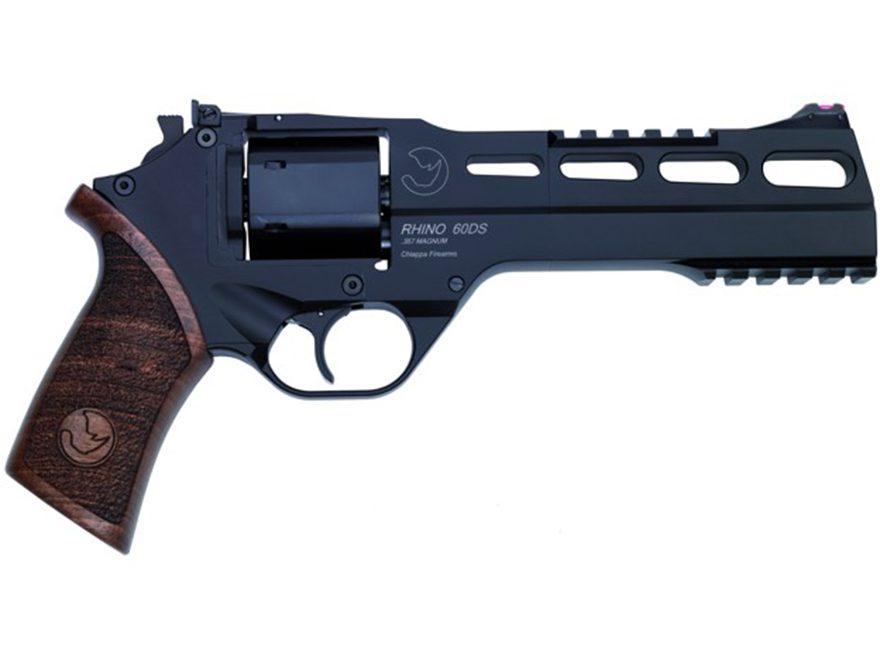 Chiappa Rhino Revolver 6-Round Walnut
