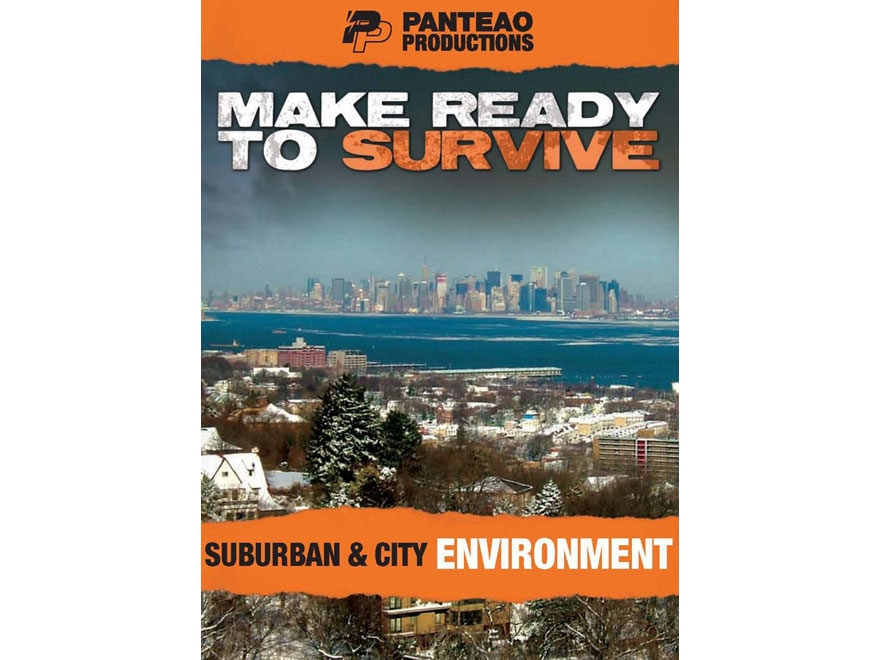"Panteao ""Make Ready to Survive: Suburban & City Environment"" DVD"