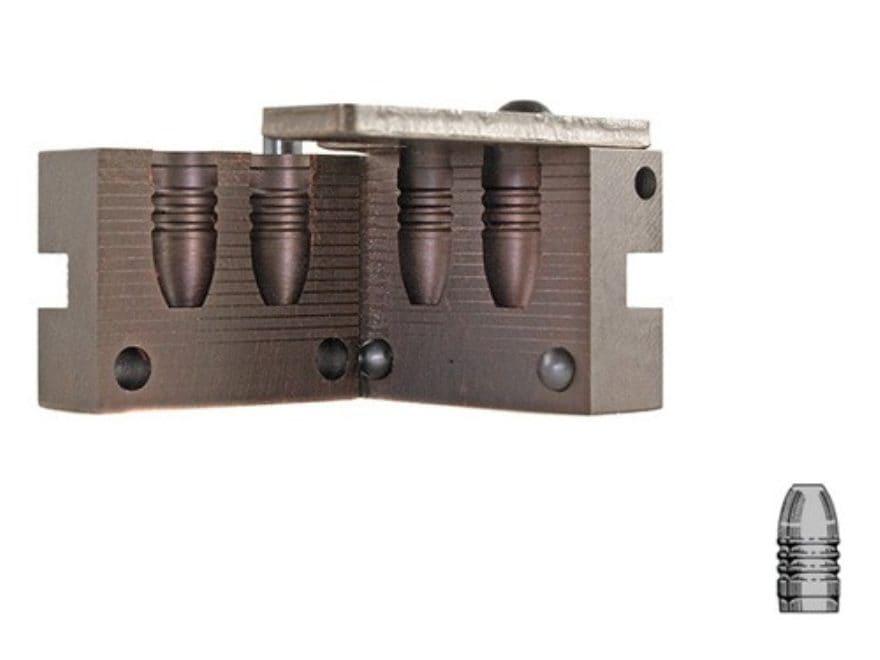 Saeco Magnum Bullet Mold #017 45 Caliber (458-459 Diameter) 350 Grain Flat Nose Gas Check