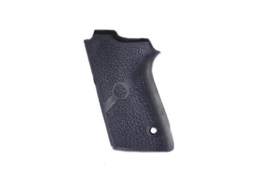 Hogue Grips S&W 908, 3913, 3914 Rubber Black