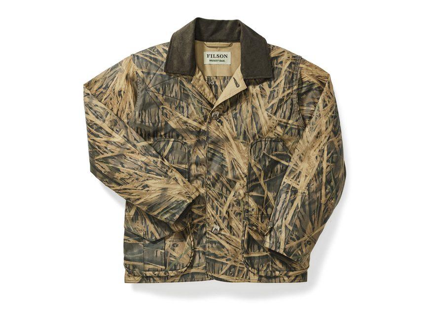 Filson Men's Shelter Waterfowl/Upland Coat Cotton