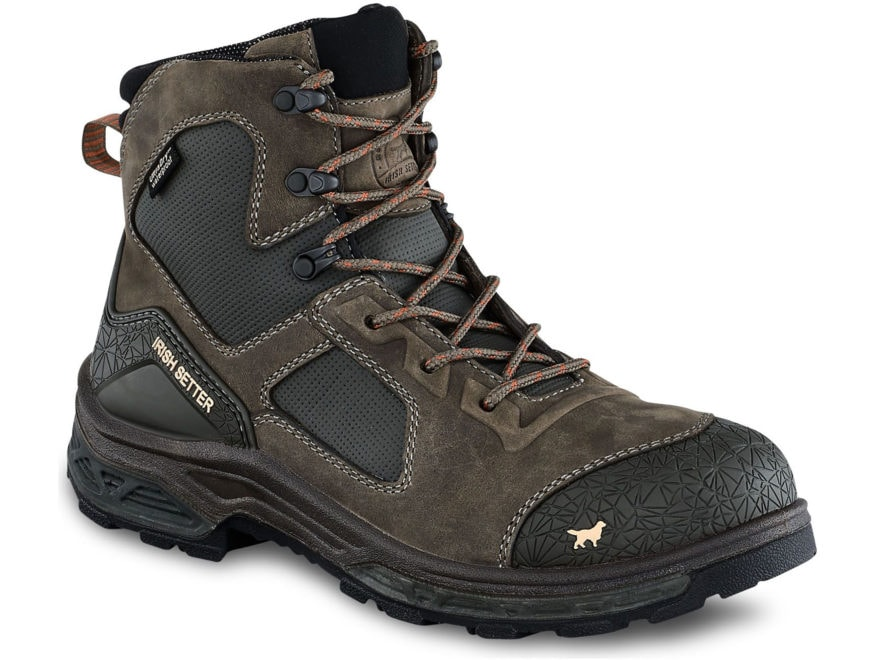 "Irish Setter Kasota 6"" Work Boots Men's"