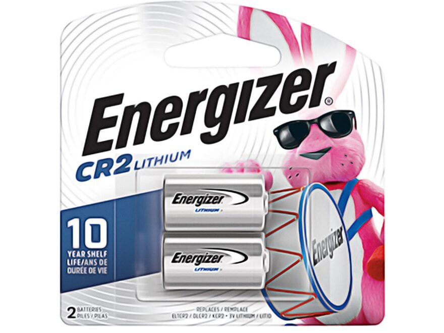 energizer battery cr2 3 volt lithium pack of 2 mpn. Black Bedroom Furniture Sets. Home Design Ideas