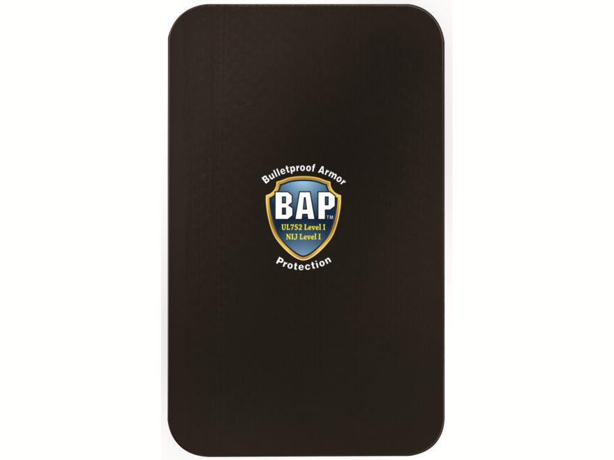 PSP Body Armor UL 752 Level 3 Ballistic Plate Fiberglass