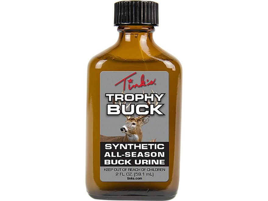 Tink's Trophy Buck Synthetic Deer Scent Liquid 2 oz