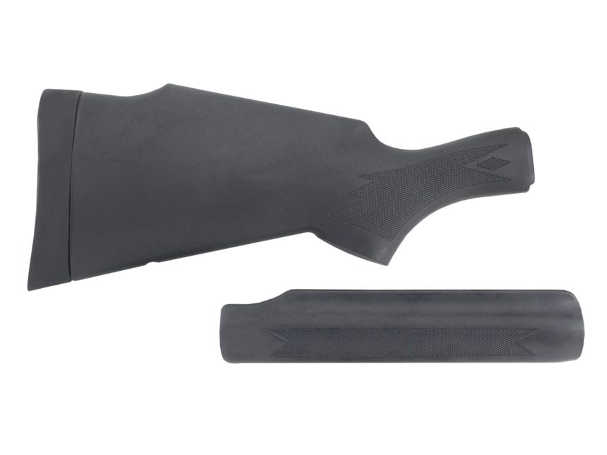 Remington Stock and Forend 870 Monte Carlo 20 Gauge Supercell Recoil Pad Synthetic Black