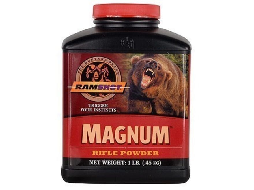 Ramshot Magnum Smokeless Gun Powder
